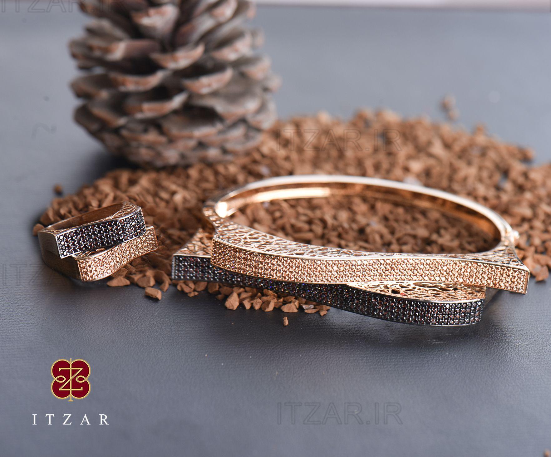 دستبند - انگشتری - تیفانی