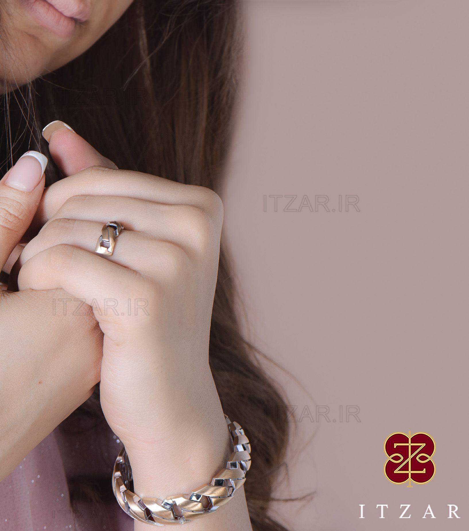 دستبند - انگشتری - کارتیه