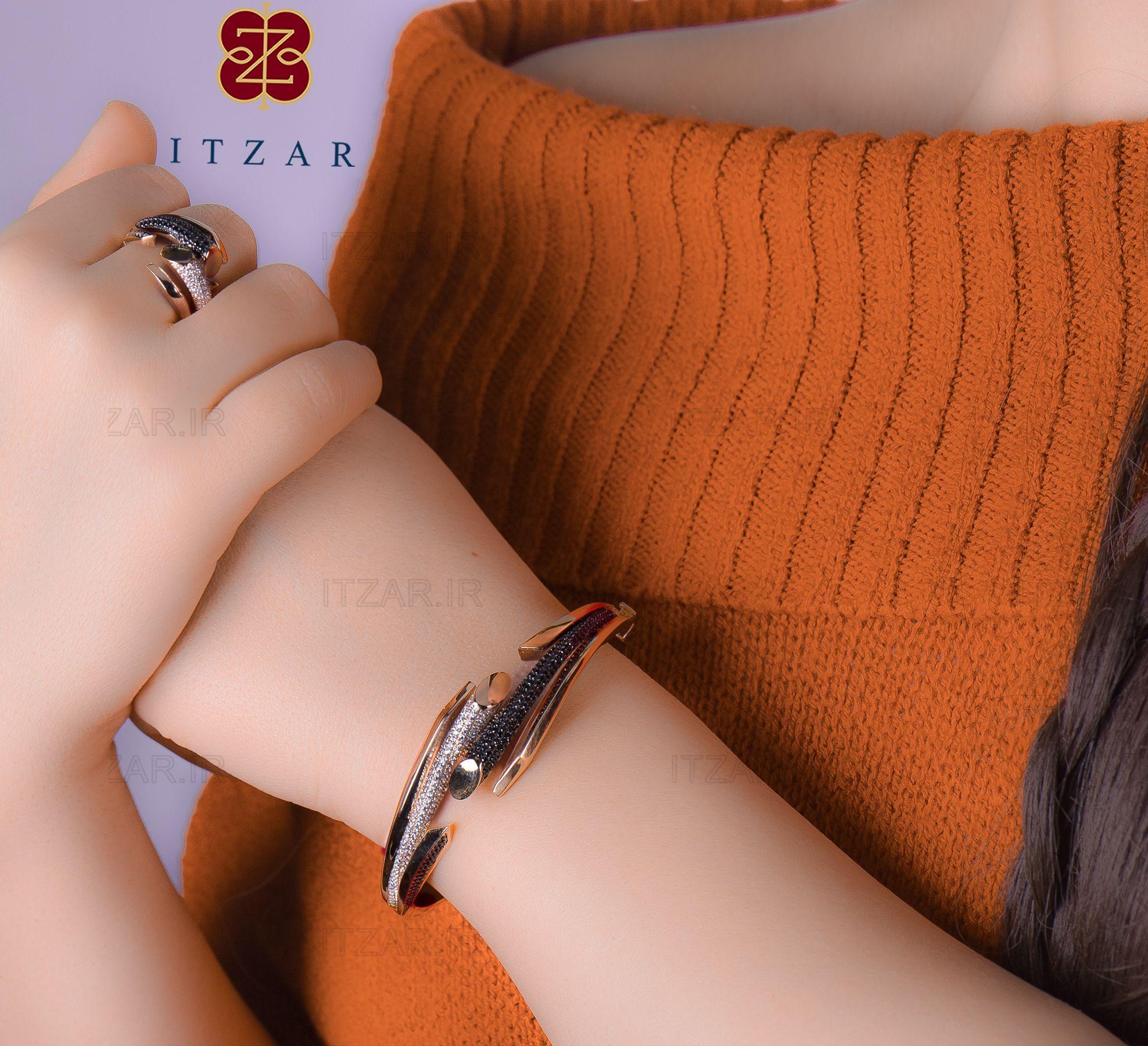 دستیند انگشتری - تیفانی