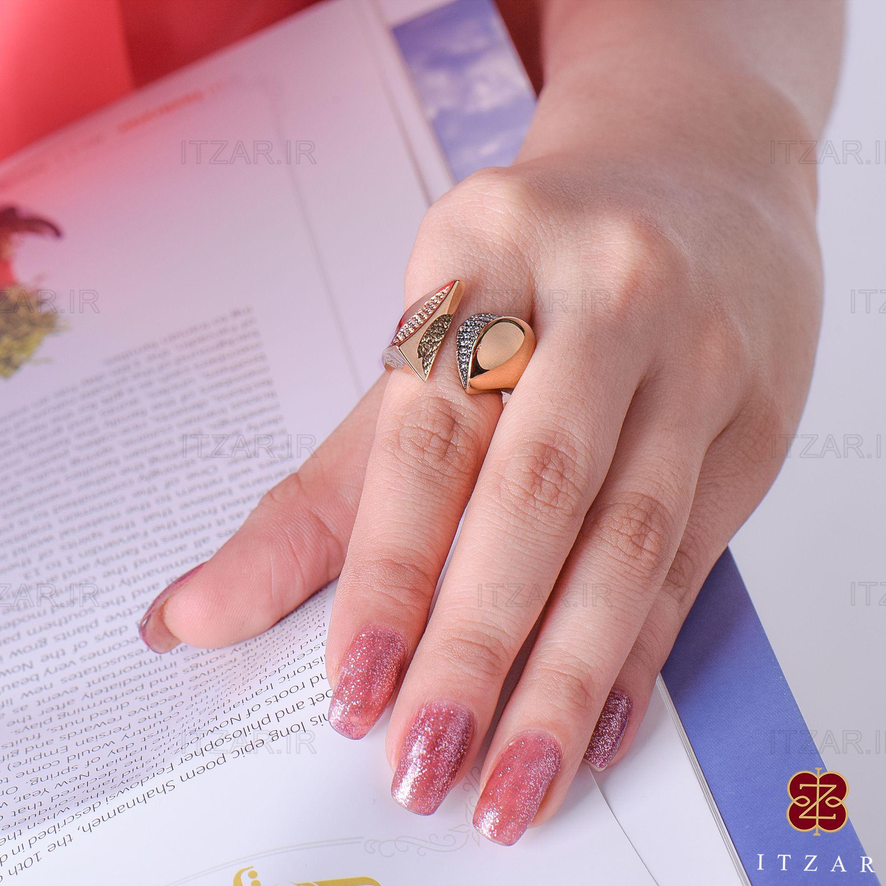 انگشتر تیفانی