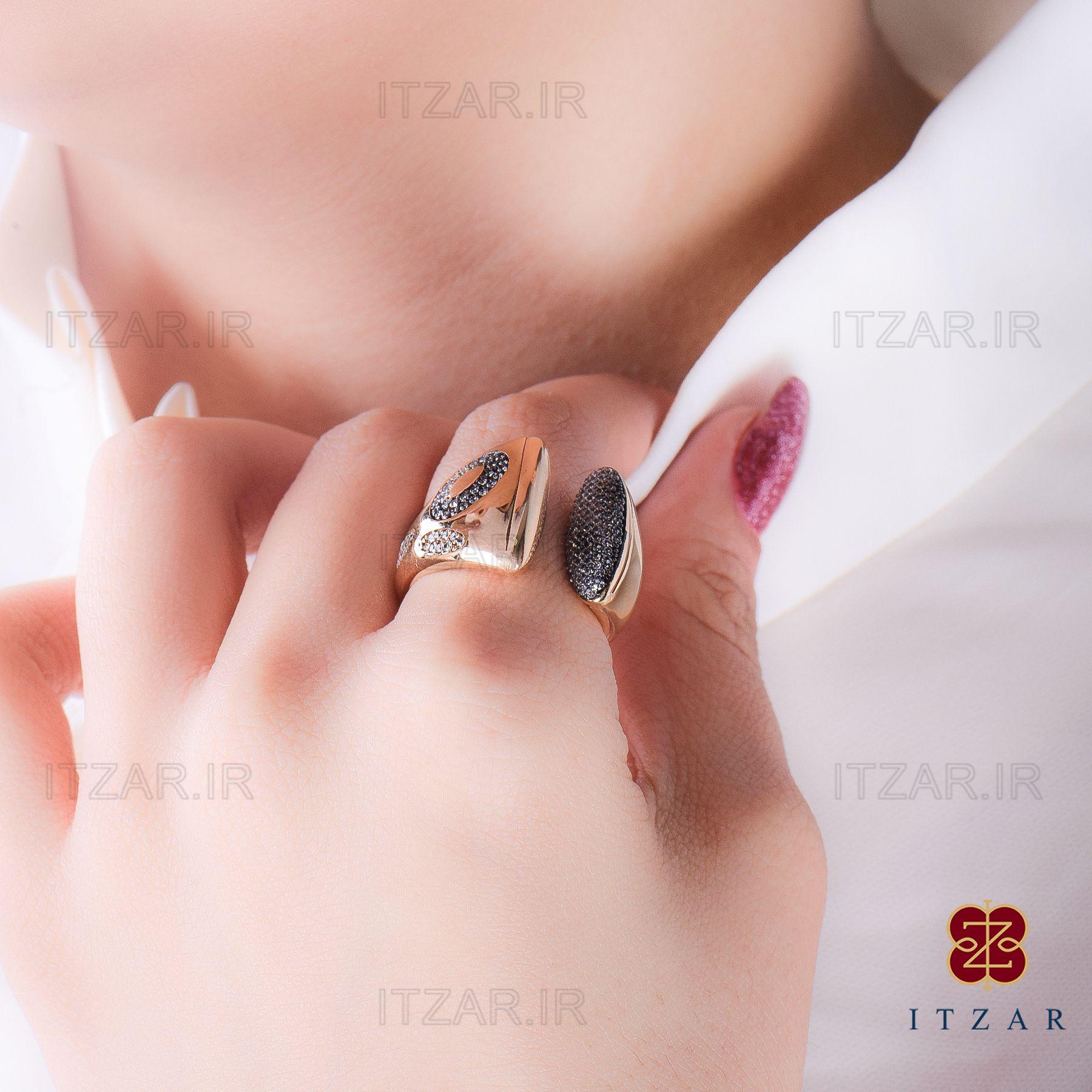 انگشتر - تیفانی