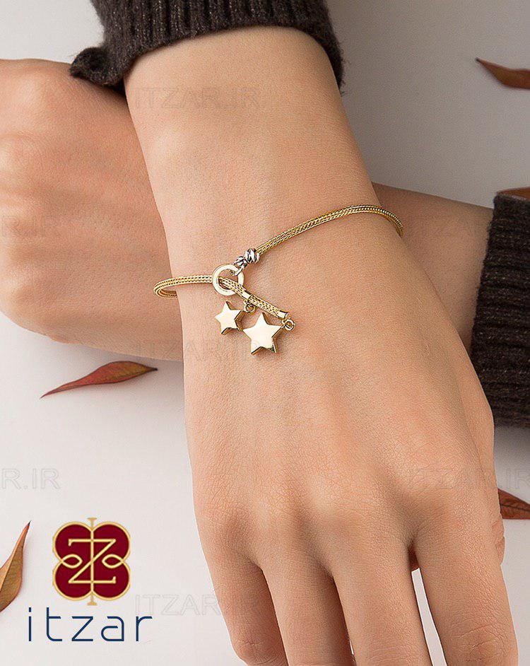 دستبند آنا ستاره