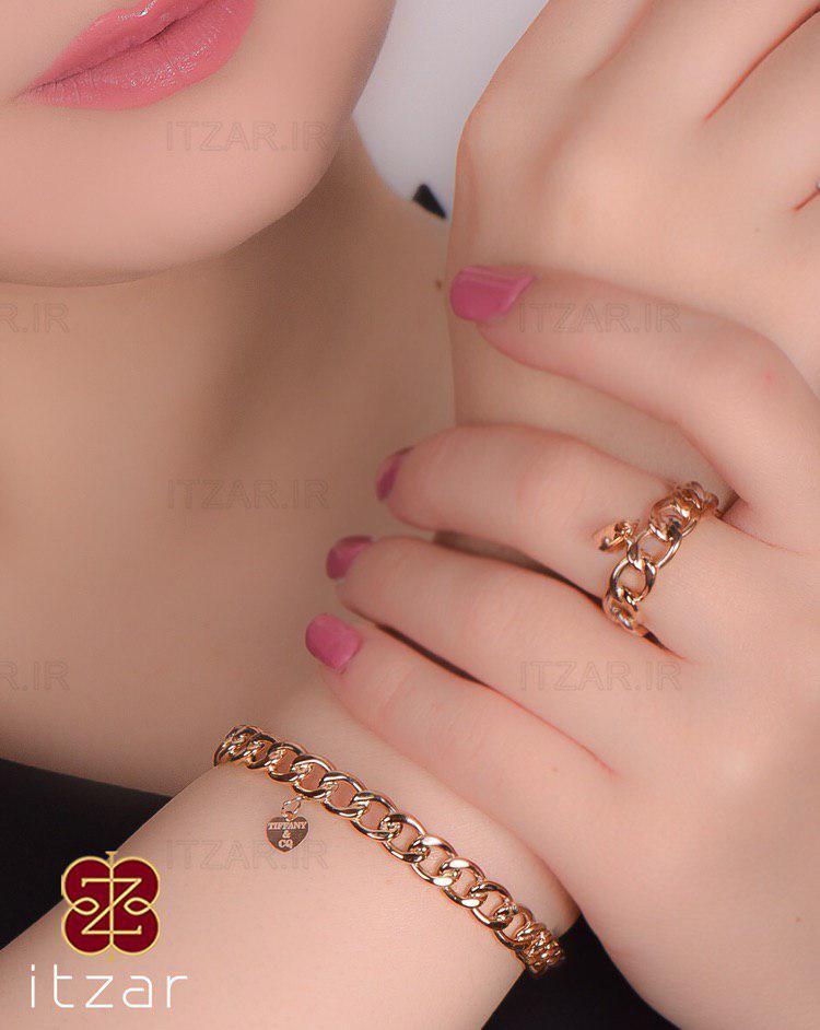 دستبند انگشتر cartier