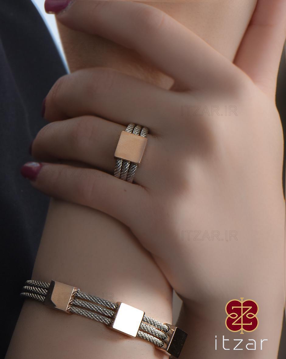 دستبند انگشتری الهیه