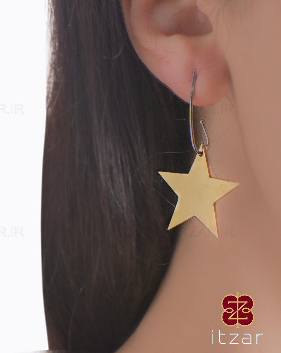 گوشواره الهیه ستاره