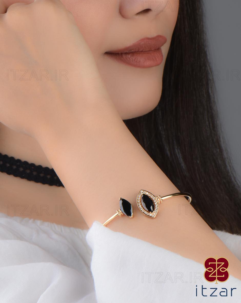 دستبند سوارسکی مریم