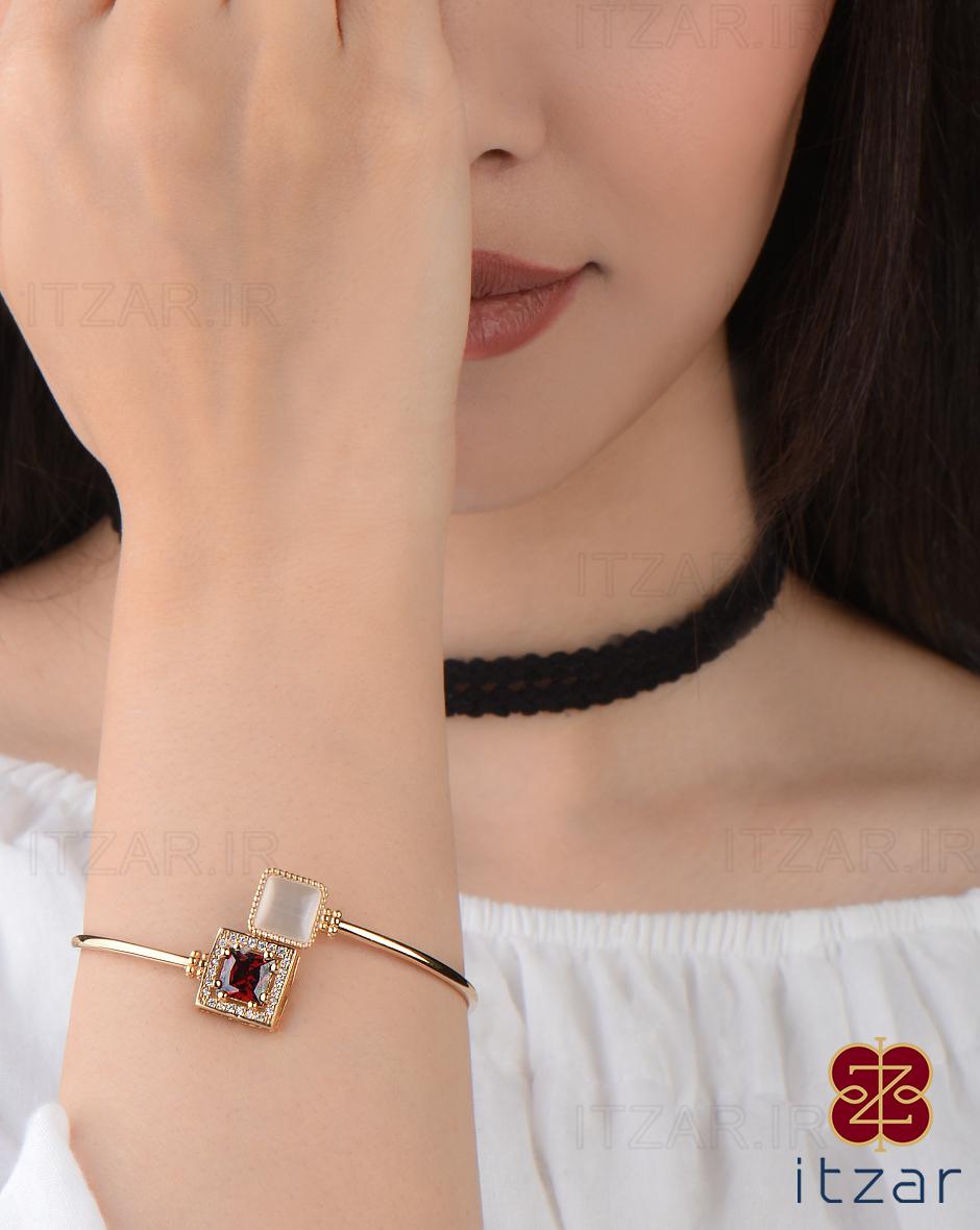 دستبند سوارسکی رومینا