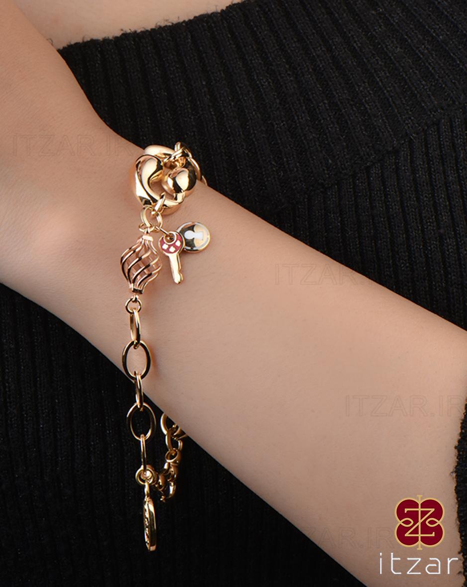 دستبند براو شیرین