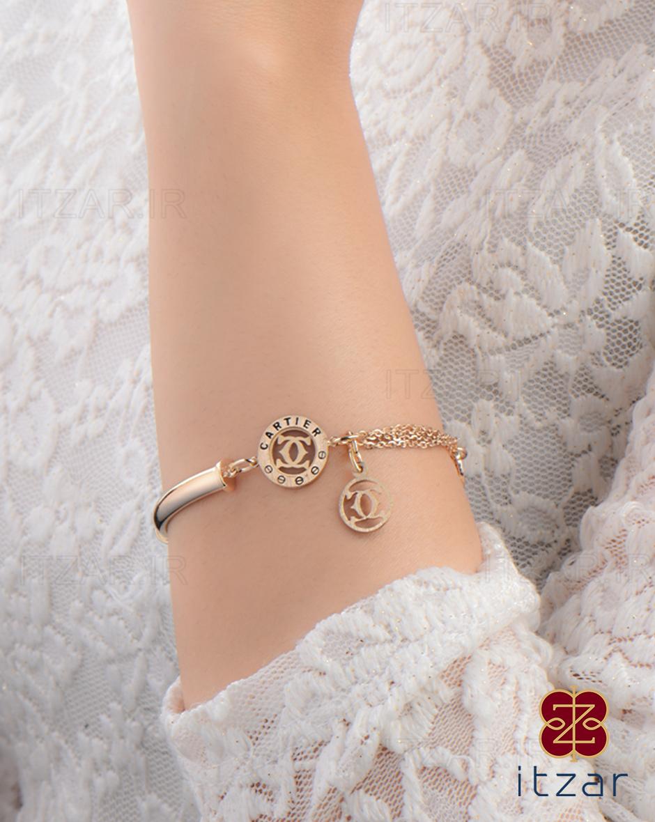 دستبند ام اند ان انوشا