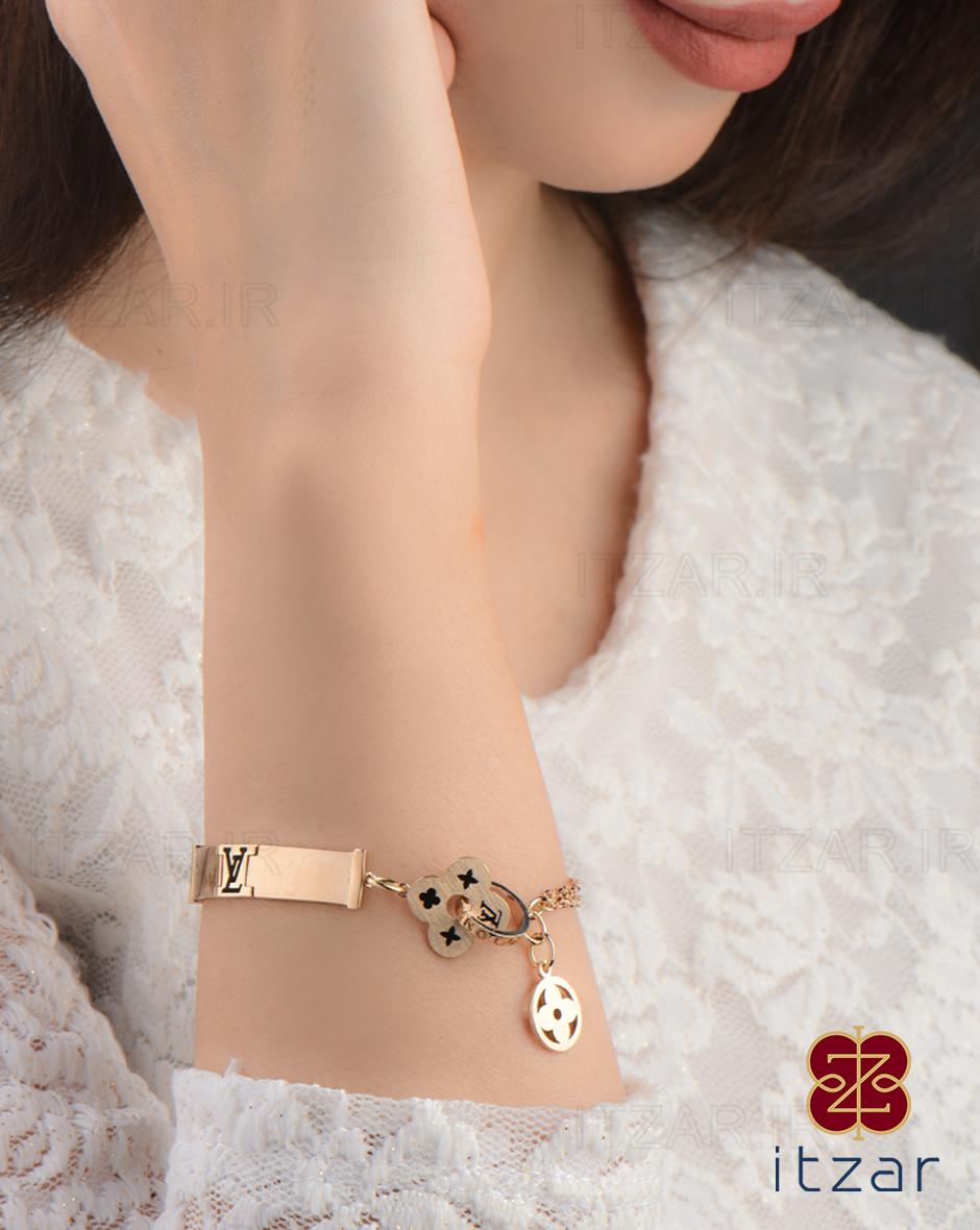 دستبند ام اند ان ارمیتا