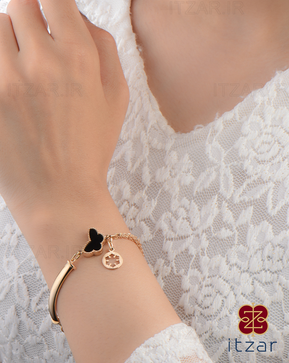 دستبند ام اند ان پرنیا