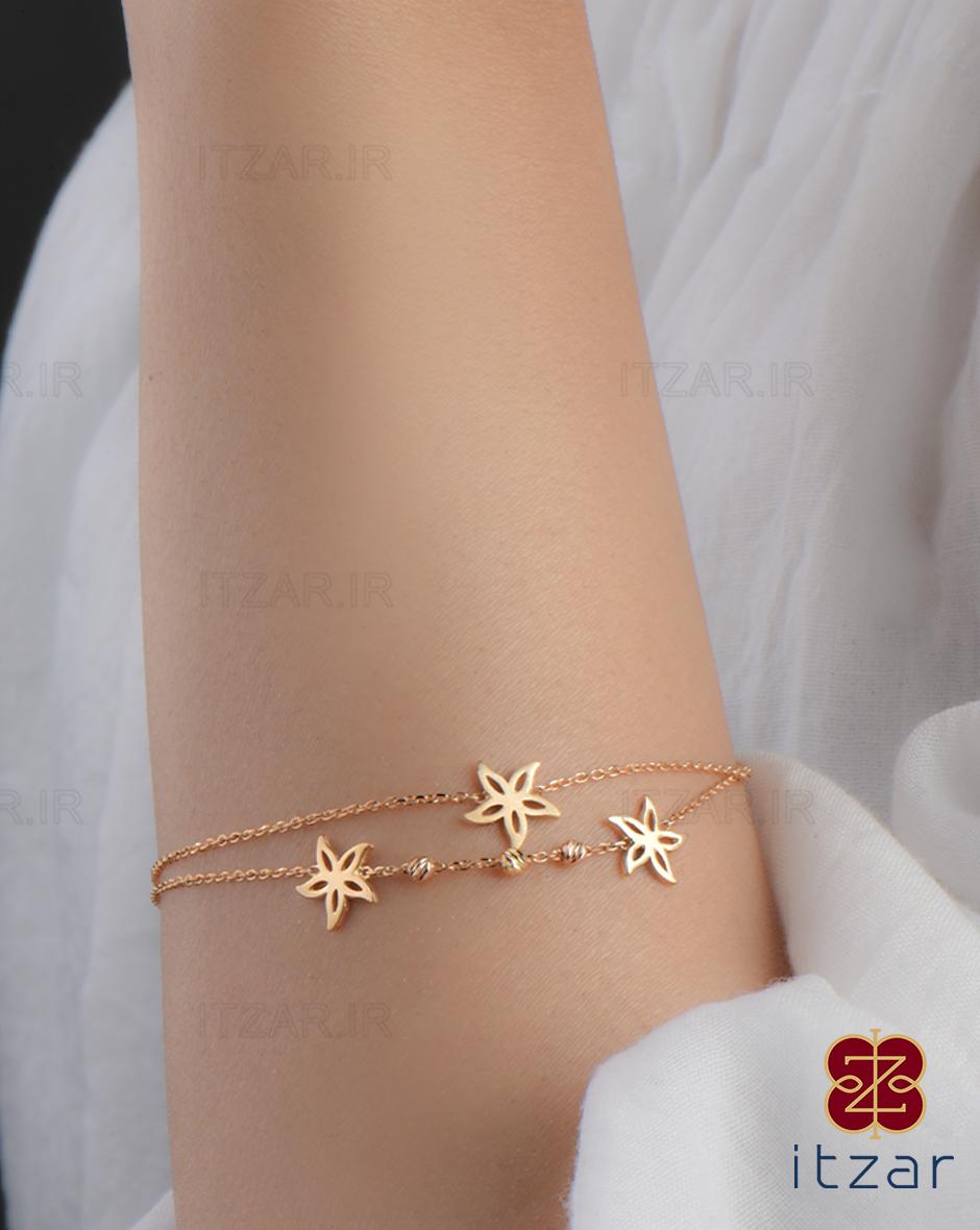 دستبند الیسا نازگل