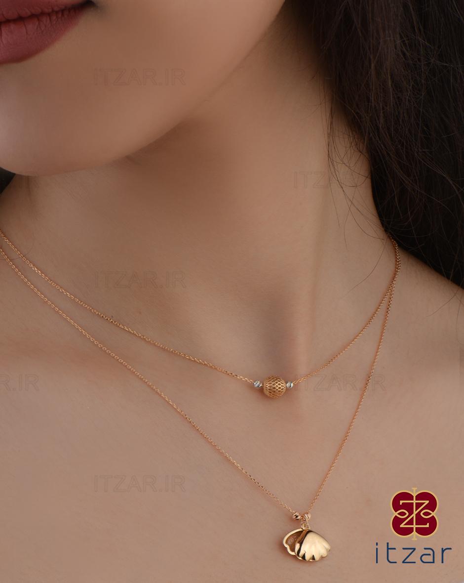 گردنی الیسا صدف