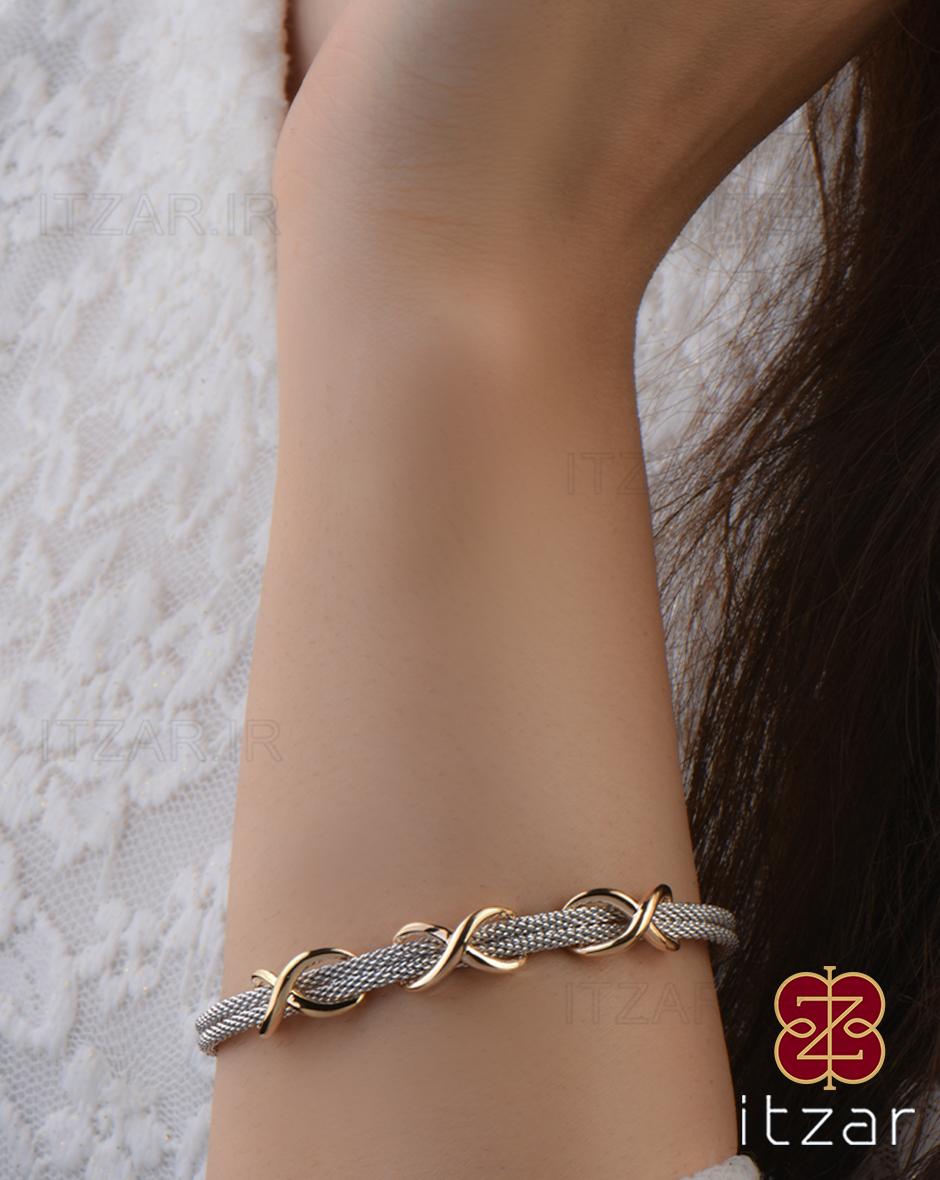 دستبند فرد مهرسا