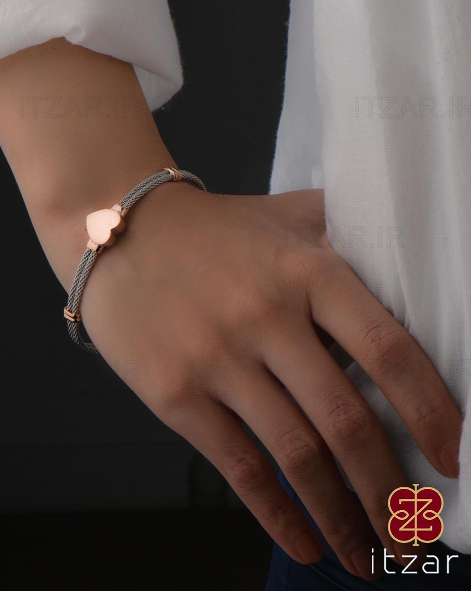 دستبند فرد قلب