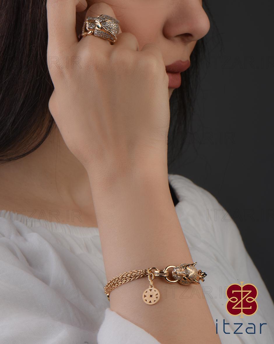 دستبند mgm مینا