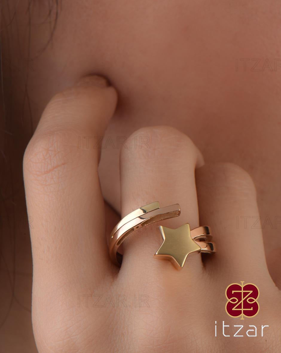 انگشتر براوو ستاره
