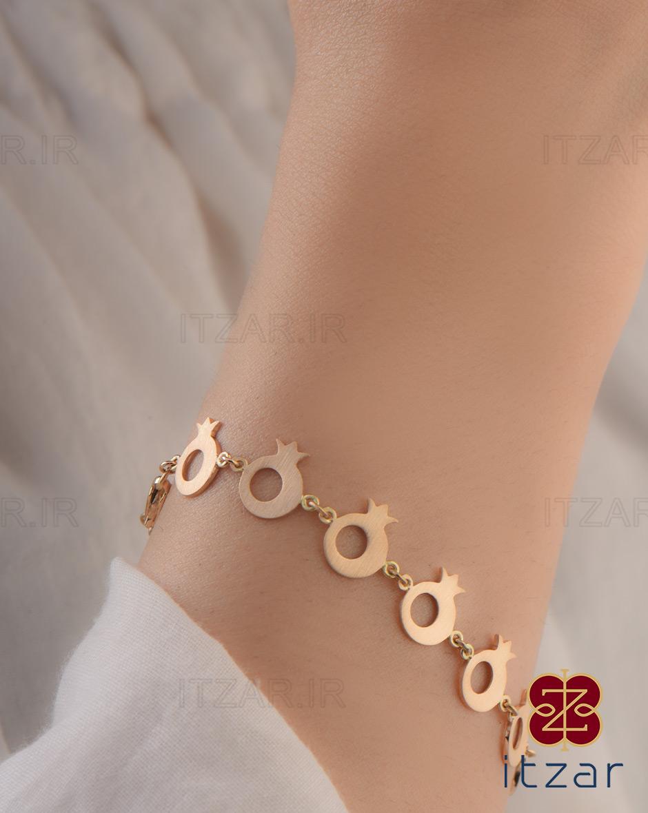 دستبند اوستا انار