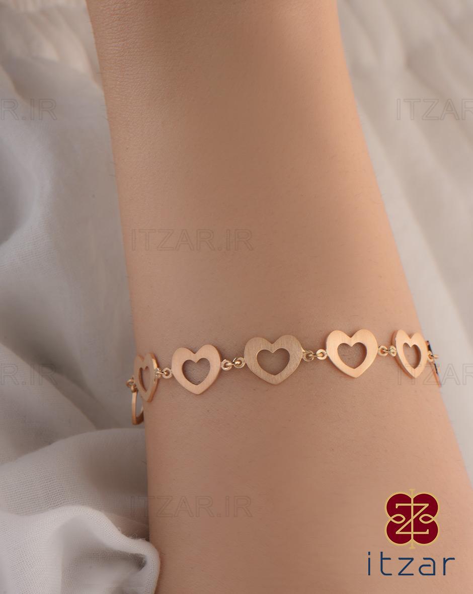 دستبند اوستا قلب
