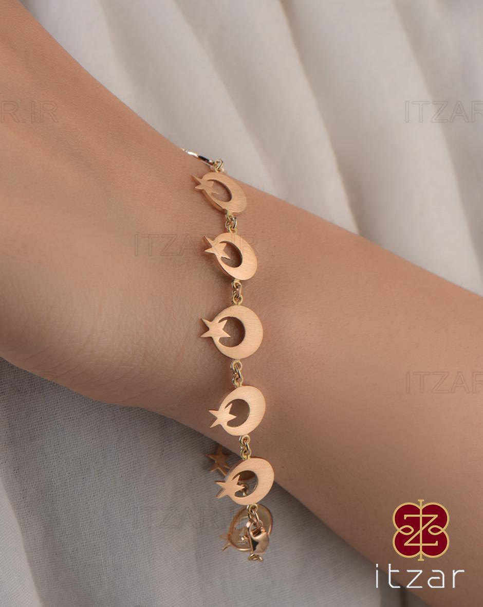 دستبند اوستا ماه