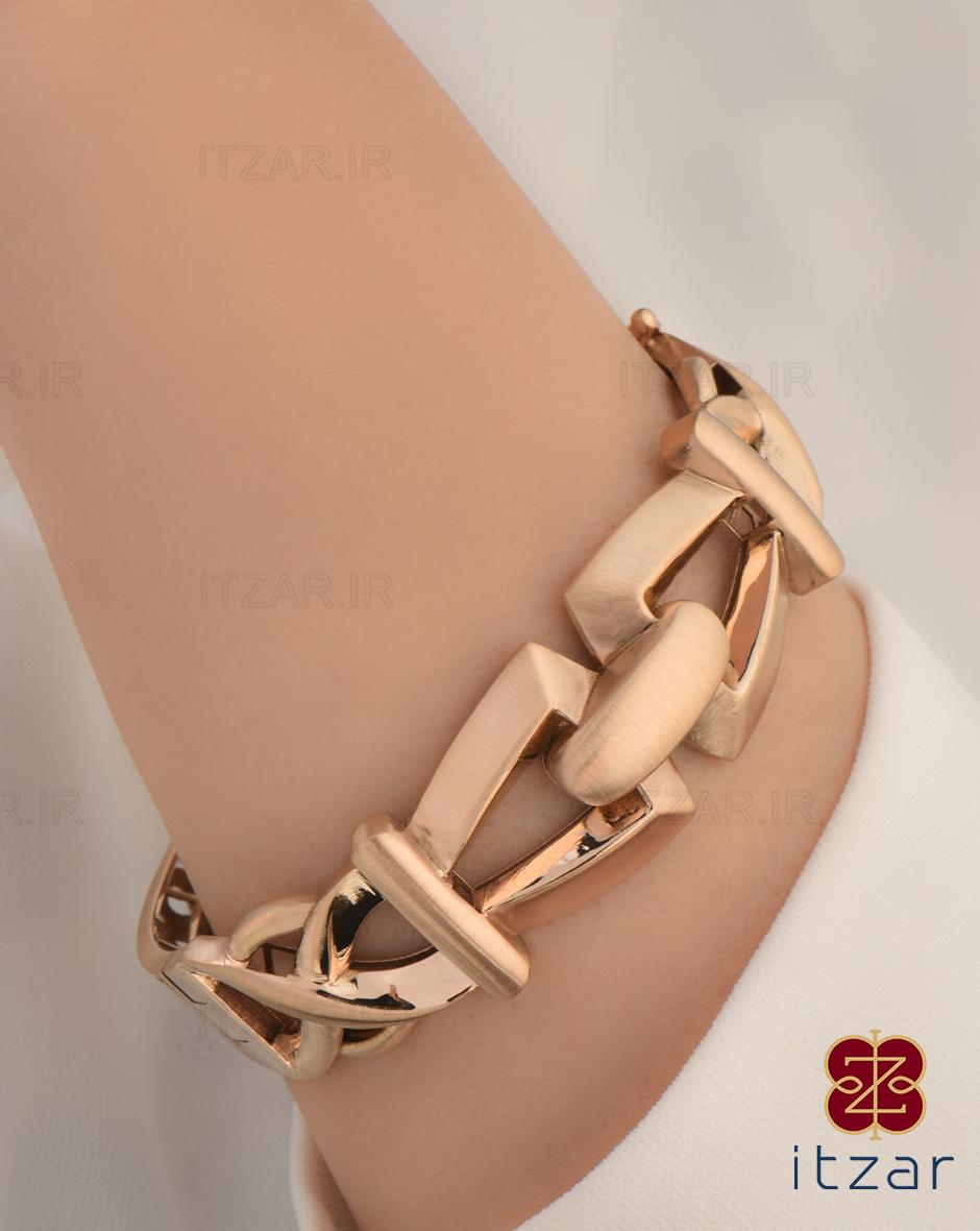 دستبند درج مژگان