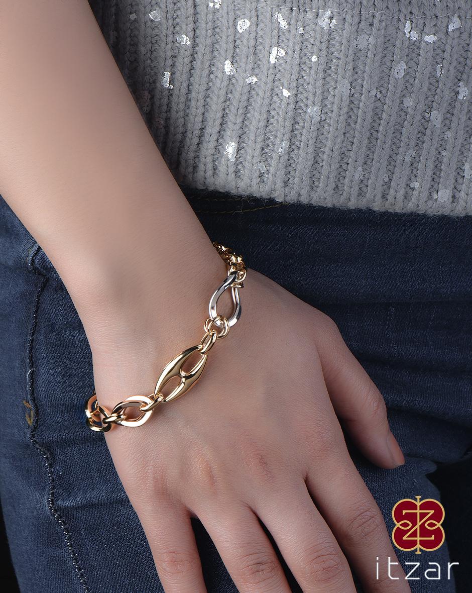 دستبند آریانا ساتین