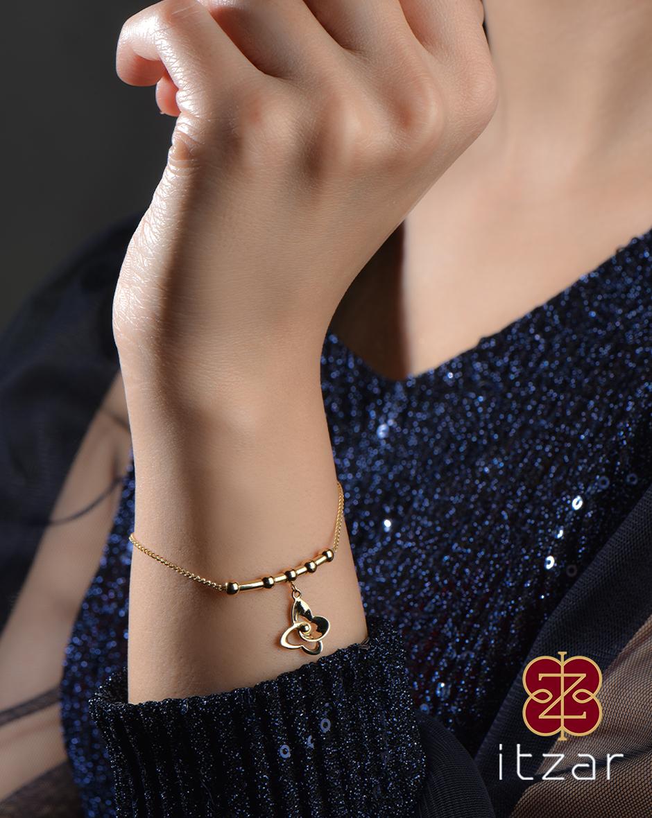 دستبند کمربندی پروانه