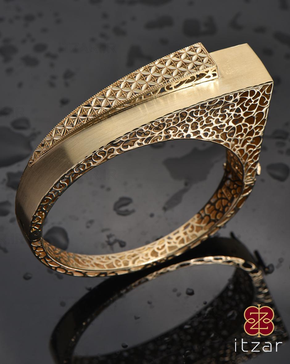 دستبند رامو ساتین