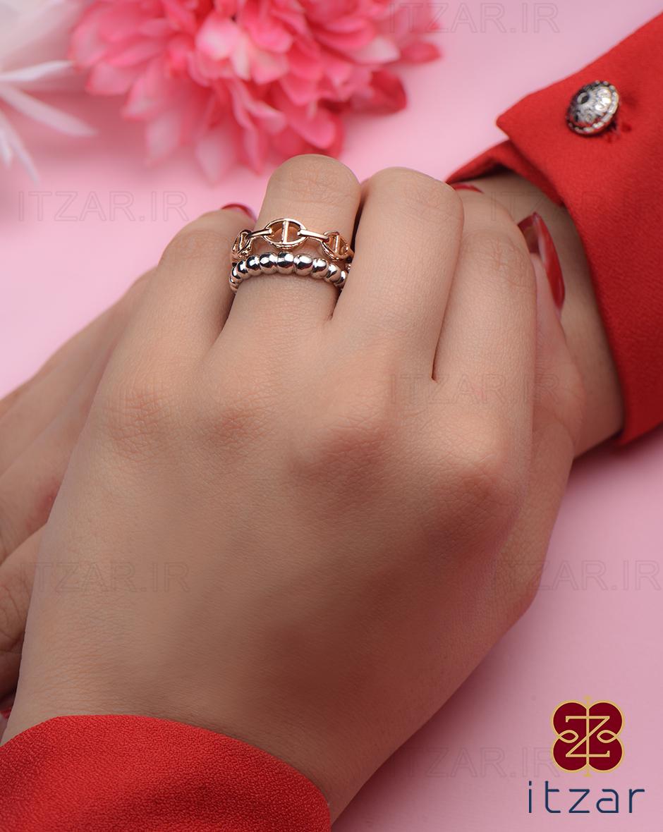 انگشتر ال وی نکیسا