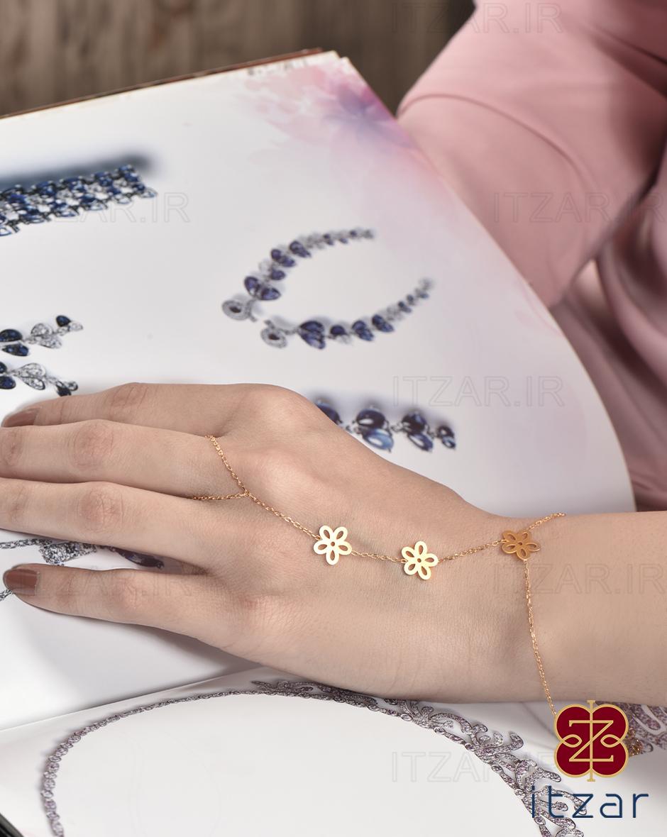 دستبند لیبرا رز